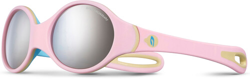 Julbo Loop Spectron 4 Sunglasses Baby 2-4Y Purple/Sky Blue/Fluorescent Pink-Gray Flash Silver 2018 Sonnenbrillen UEMJEXiP7